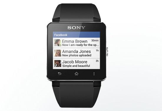 10SmartWatches-Sony-SmartWatch2