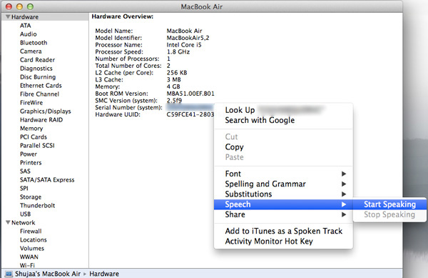 pdf serial number for mac