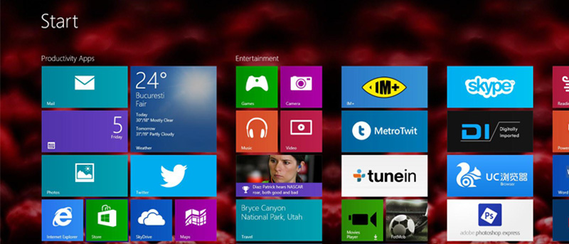 5 Tips To Customize Your Windows 8.1 Start Screen