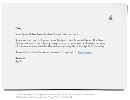 Apple-ID-Phishing-Scam-Message
