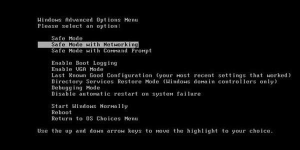 Boot-Up-Safe-Mode-Windows-Safe-Mode-Black
