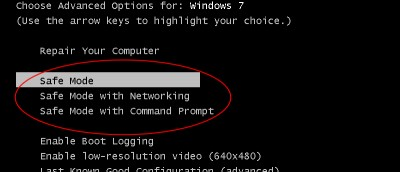 3 Ways To Boot Up Windows 8 In Safe Mode