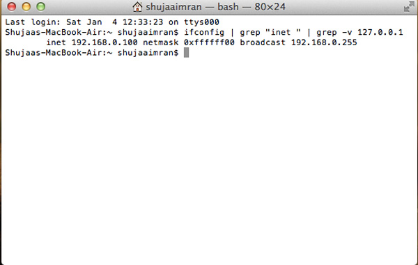 Find-IP-Adress-and-MAC-Address-IP-Address-Terminal