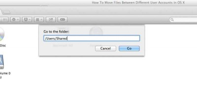 How To Move Files Between Different User Accounts in OS X
