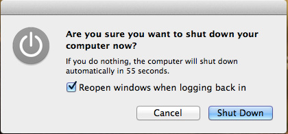Speed-Up-Shutdown-Time-OS-X-Reopen-Windows-Checked