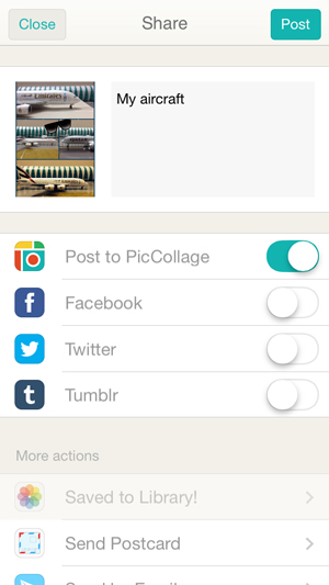 Top-5-Collage-Apps-iOS-PicCollage-Sharing-Options
