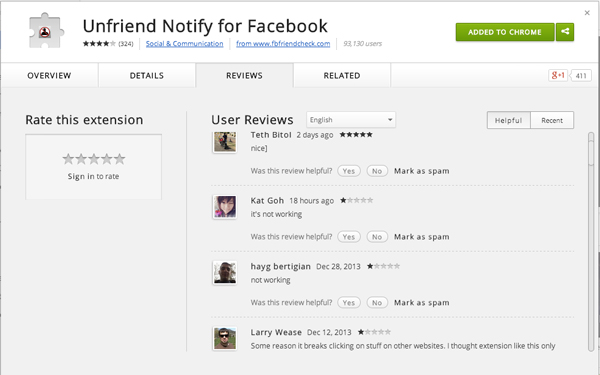 Unfrind-Notfiy-for-Facebook-Chrome-Reviews