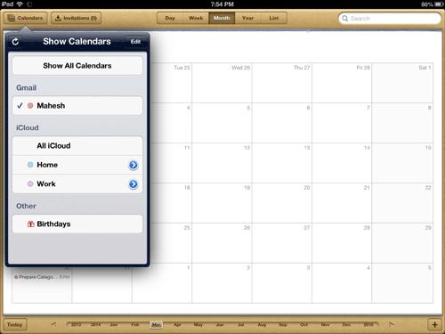 gcalendar-show-calendars