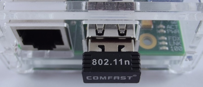 How to set up WiFi on a Raspberry Pi
