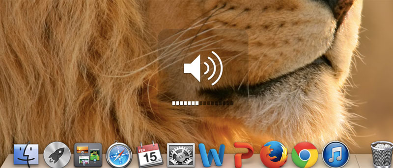 How to Disable the Popping Sound While Adjusting Volume in OS X Mavericks