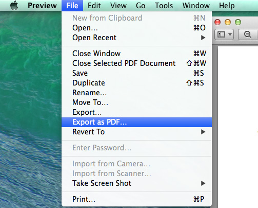 Flatten-PDf-Files-Using-Preview-OS-X-Export-As-PDF-File-Menu