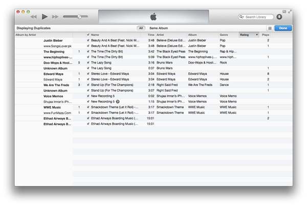 How-To-Find-Duplicates-iTunes-Only-Duplicates
