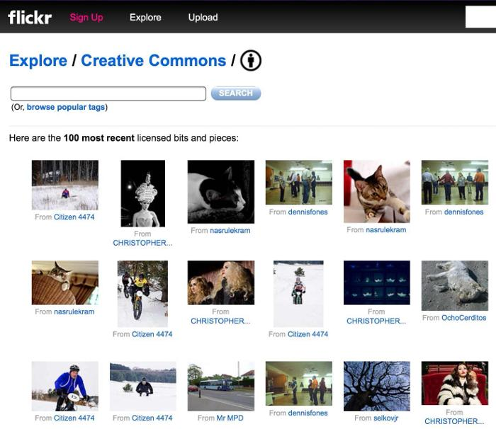 flickr-creativecommons