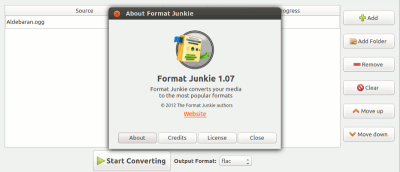 Easily Convert Media Files to Different Formats with Format Junkie