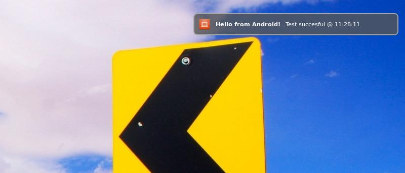 How to Receive Android Notifications on Linux Desktop