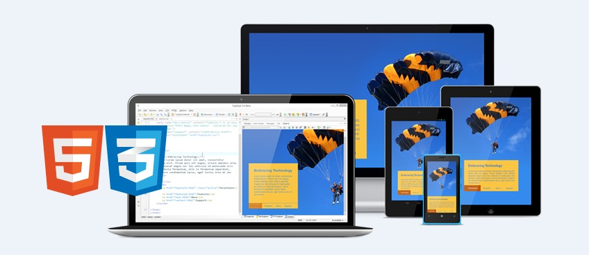 CSS3 and HTML5