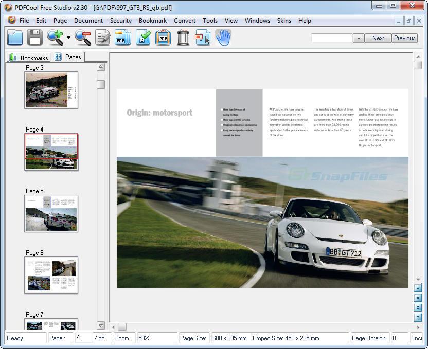 Free PDF Convert - PDF Cool