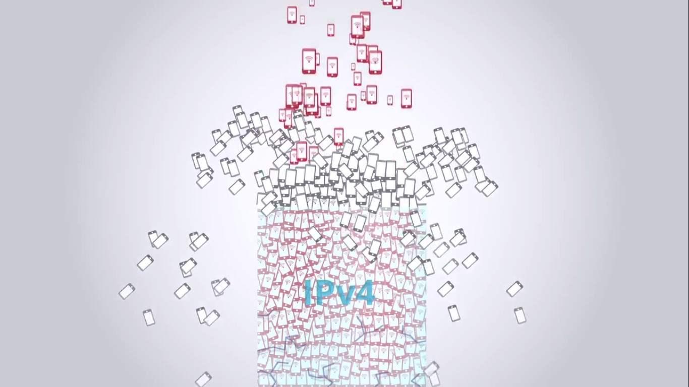 web standards - IPv4