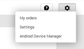 NavigateGooglePlay-Settings