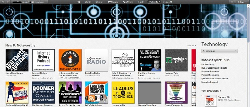 10 Technology Podcasts to Follow