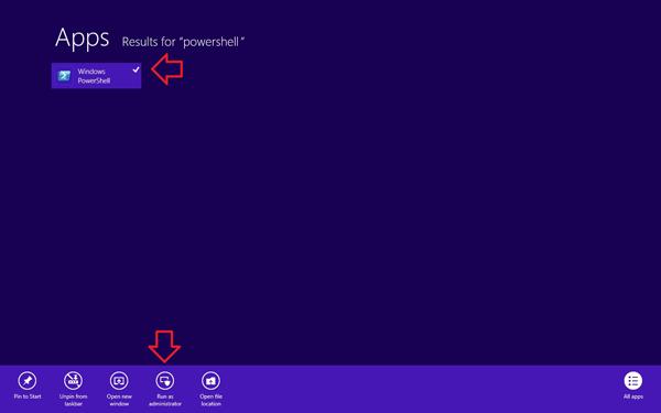Uninstall App Windows 8 - Power Open (1)