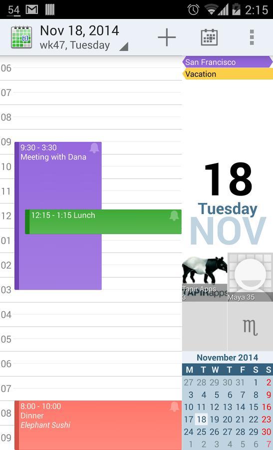 calendarapps-acalendar