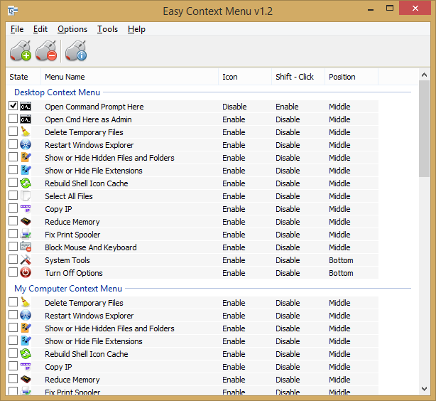 easy-context-menu-setup