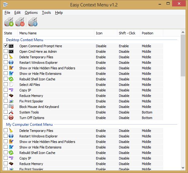 easy-context-menu-setup