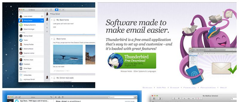 5 of the Best Email Clients for Mac