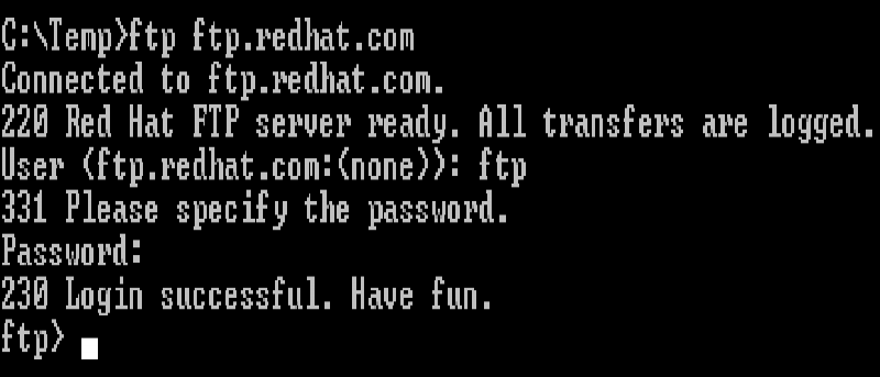 How to Use FTP from the Linux Command Line