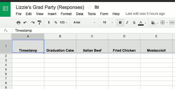 google-form-response
