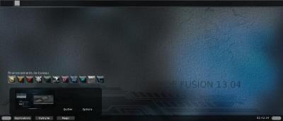 Hybryde Fusion: Get 11 Desktop Environments in One Distro [Linux]