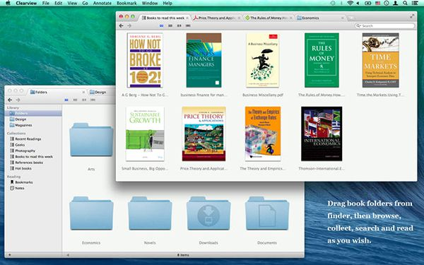 best ebook readers - clearview