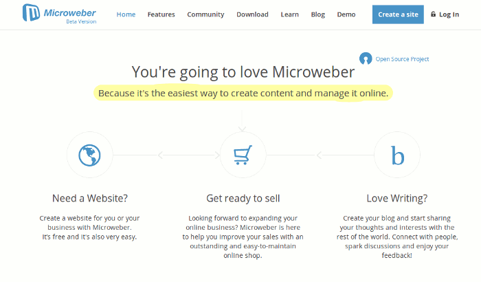 microweber-site