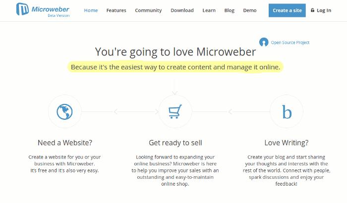 microweber-site