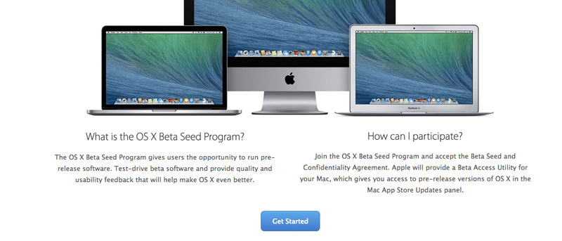 How to Get OS X Betas Legally Without a Developer Account
