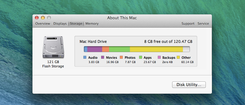 """What to Do When You Get the """"You Need to Free Up Space"""" Warning on Your Mac"""