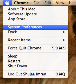Manage WiFi Networks - System Preferences