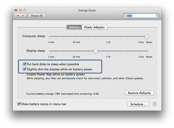 OSX-Battery-Issues-Energy-Saver-Options