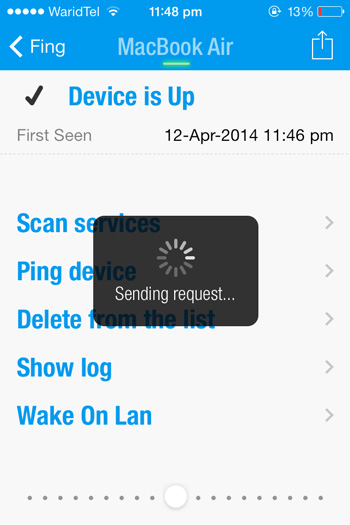 Wake-Up-Mac-Using-iPhone-Sending-Request