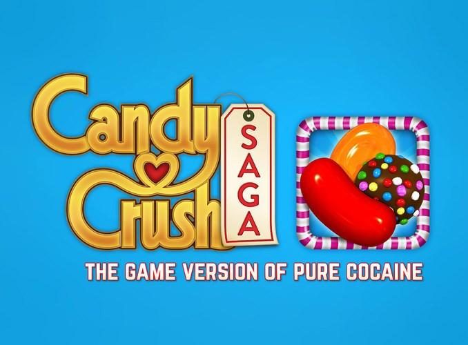 HonestSlogans-CandyCrush-Addiction