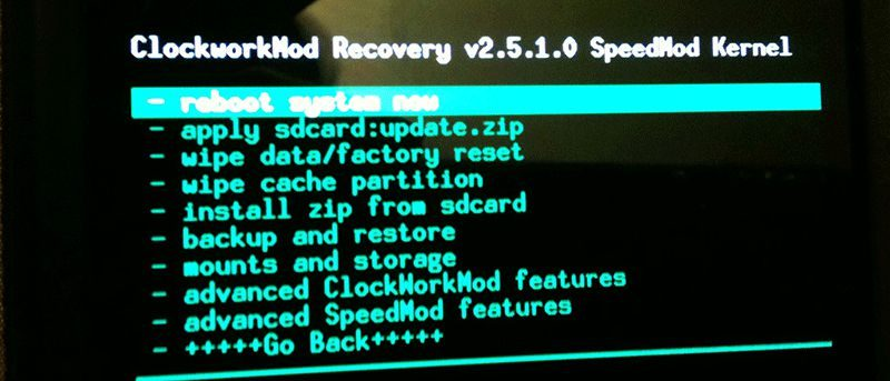 How to Flash a Custom Recovery on Your Android Device - Part 2