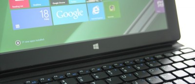 Cube iWork 10 Windows 8 Tablet Full Hands-on Review