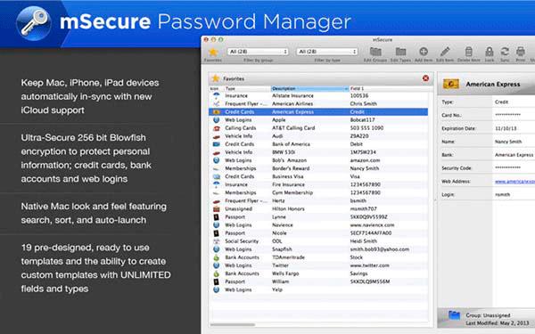 macpassword-msecure