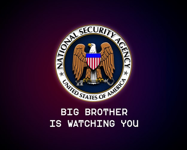 HonestSlogans-NSA-Watching-You