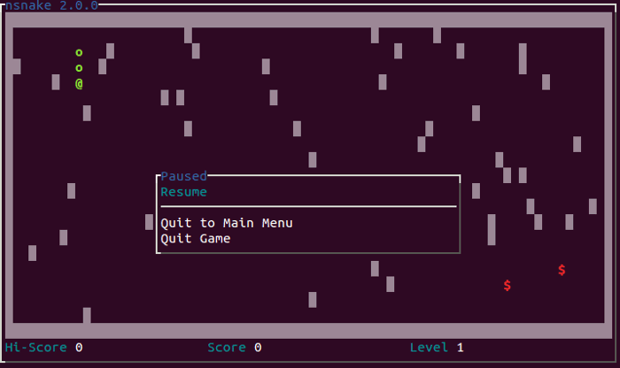 nsnake-game-paused