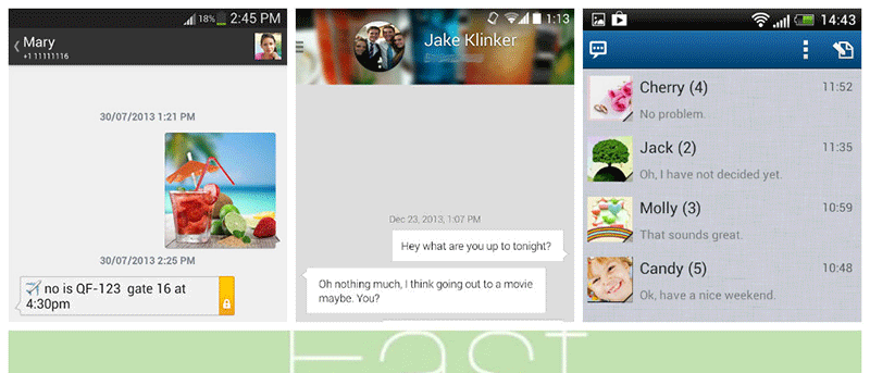 5 SMS Apps You Should Try Out On Your Android Phone - Make