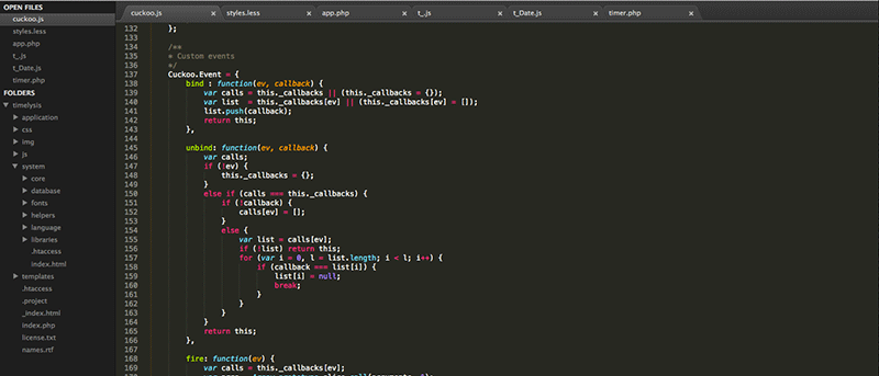 Sublime Text – A Great Code Editor for Developers