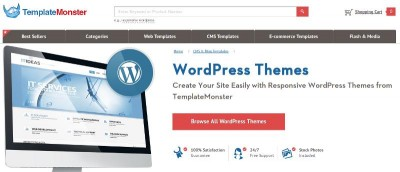 Giveaway: 10 Premium WordPress Themes from TemplateMonster to Be Won