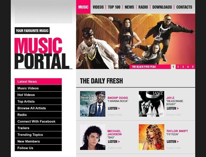 templatemonster-wordpress-theme-music-portal